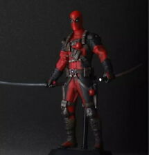 Crazy Toys Marvel X-men Deadpool Wade Wilson  Model Action Figure Toy Doll RED