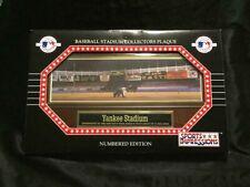 1994 Sports Impressions Yankee Stadium/Reggie Jackson Numbered Plaque