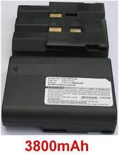 Batterie 3800mAh type 12523 NTA2442 VSH-H11U Pour Jupiner Allegro CX VR-151