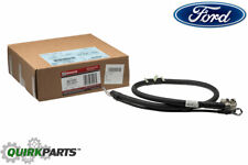OEM NEW Ford 1995-1997 F250 F350 Right Side Negative Battery Cable F5TZ-14301-A