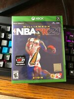 NBA 2K21 Xbox Series X Brand New Sealed Ready To Ship Fast!