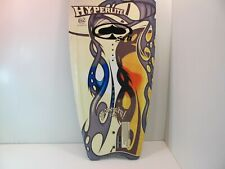 "Hyperlite Movement 140cm Wakeboard 2.8"" continuous rocker"