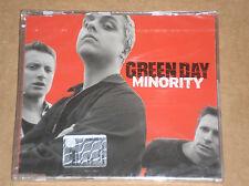 GREEN DAY - MINORITY - CD SINGOLO SIGILLATO (SEALED)