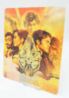 SOLO Star Wars Story - Lenticular 3D Flip Magnet Cover FOR bluray steelbook