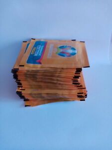 UEFA Euro 2020 Tournament Edition Sticker Collection 128 Packets