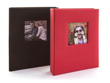 "Kenro Aztec Mini Album for 36 6x4"" Photos - Black #AZ102BL (UK Stock) BNIB"