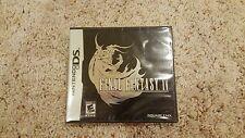 Final Fantasy Iv (Nintendo Ds, 2008) *Sealed*
