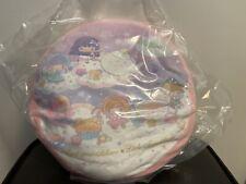 Nwt Mochi Cardcapture Sakura Little Twin Stars Pink Cushion Sanrio