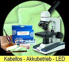 Professionnel Digital Microscope/microscope avec échantillons résolution 40x - 1000x mk1