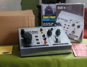 MRC Sound & Power 7000 Transformer Controller in Box TESTED WORKS Incl Sound