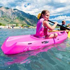 Kayaks For Kids 6ft Youth Girl Age 5 Bonus Paddle Outdoor Water Sport Boat Canoe