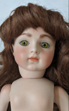 """24"""" Bru Jne Undressed Reproduction Doll Signed by Artist Naomi Good 1986-8"""