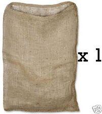 1 22x36 Burlap Bags, Burlap Sacks, Potato Sack Race Bags, Sandbags, Gunny