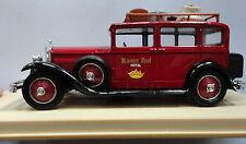ELIGOR Mercedes-Benz Modellauto Model Car Taxi Hotel Kaiser Hof 1931 1:43 1044