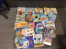 (LOT OF 27) Childrens  Large Books Bedtime & Story Time Paperback & Hardcover