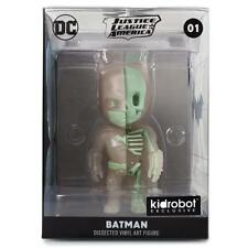 MIGHTY JAXX XXRAY GID BATMAN VINYL ART FIGURE BY JASON FREENY KIDROBOT EXCLUSIVE