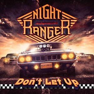 NIGHT RANGER Don't Let Up with Bonus Track (Total 12tracks) JAPAN CD