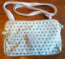Kipling Bag With Blue Plastic Monkey