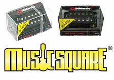 DiMarzio F-Spaced Air Norton Neck & Tone Zone Bridge Humbucker Set Black
