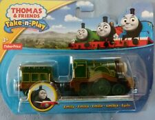 Thomas & Friends Take-n-Play Diecast Metal Magnetic Emily NEW