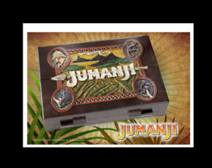 Jumanji: Brettspiel (Englische Version) - Collector Prop Replik