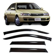 For Toyota Corona Premio Sd 1996-2001 Window Visors Rain Guard Vent Deflectors