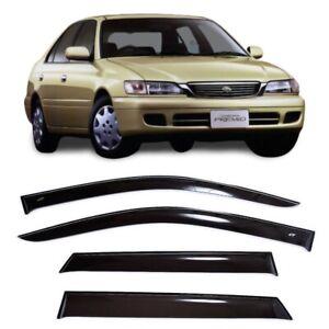 For Toyota Corona Sd Premio 1996-2001 Window Visors Rain Guard Vent Deflectors