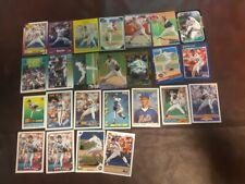 Lot of 25 David Cone Baseball Cards ( Kansas City Royals )  Toronto Blue Jays