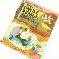 Walt Disney Uncle Remus Stories Golden Book 1975 26th Printing Brer Rabbit