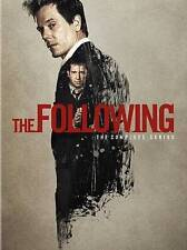 The Following: The Complete Series Box Set - Seasons 1-3 (DVD, 2015) Brand New.