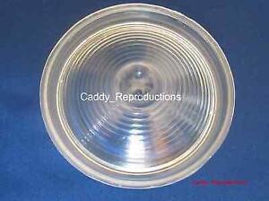 1961 61 Cadillac Parking Light Lamp Lens Lense