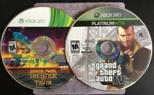 XBOX 360 ONE ✔ GTA GRAND THEFT AUTO IV 4 & THE STICK OF TRUTH BUNDLE ✔ TESTED