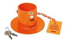 Lampa 98703 Mechanical Lock For Fifth Wheel Coupling Semi-Trailer