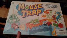 1999 MOUSE TRAP Board Game Milton Bradley 100% COMPLETE EXCELLENT CONDITION