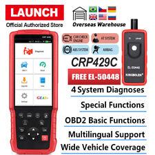 LAUNCH CRP429C OBD2 EOBD Scanner ABS DPF SAS SRS Oil EPB Engine Diagnostic Tool