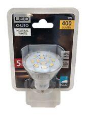 EGLO GU10 LED 5W 400Lumen 4000K Neutral Weiß 58x50mm Einbau Spot/Deckenspot A+