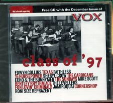 Vox  Magazine CD / Vox 97 - Class Of '97 - New & Sealed