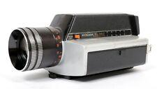 Kodak XL 342 Super 8 Cine Camera with 9-21mm F1.2 Lens