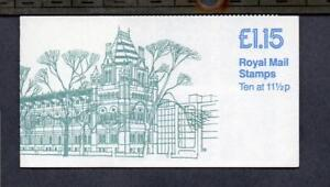 GB 1981 FI3A MUSEUMS SERIES - NATURAL HISTORY MUSEUM £1.15 BOOKLET