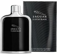 Jaguar Classic Black Eau de Toilette For Men 100 ml 3.4 FL.OZ