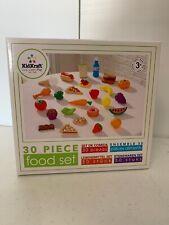 KidKraft: 30 Piece Food Set