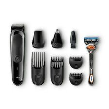 Braun MultiGroomingKit MGK 3060 in schwarz rasieren trimmen stylen wet&dry