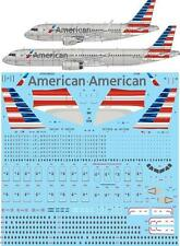 26Decals 1/144 Airbus A319/A320/A321 - American Airlines decals