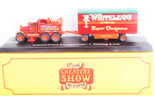 Camion Circo Scammell Pioneer & Dodgem Trailer  1:76 Atlas Circus (n.107)