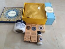 L'Occitane Shea Butter Gift Set Body Hand Foot Shower Cream Soap NEW