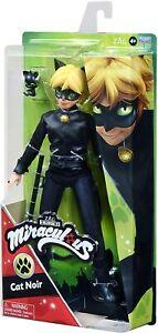 Miraculous Ladybug Heroez Cat Noir Fashion Doll