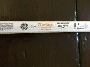 12 x Fluorescent tube T5 GE LongLast 35w / 835 -1449mm White
