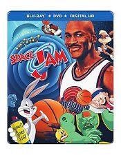 SPACE JAM (STEELBOOK)   Blu Ray - Sealed Region free for UK