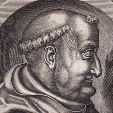 Portrait Louis de Grenade Espagne Dominicain Louis of Granada Luis de Sarria