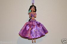 Disney Store Aladdin Jasmine Online Excslusive Perplue Ornament 2015 New in box